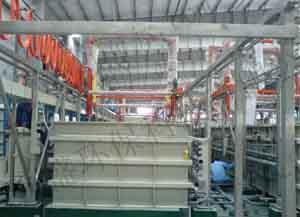 全自动龙门式电镀生产线