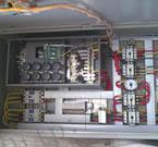 电控箱内部图