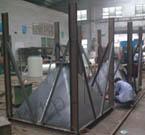Welding site