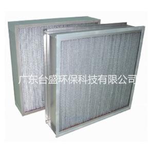 TS-HT耐高温高效过滤器