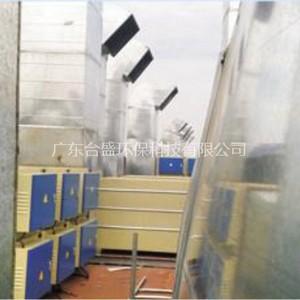 印刷厂废气等离子分解净化工程