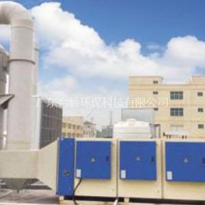 卫浴制造厂废气净化工程