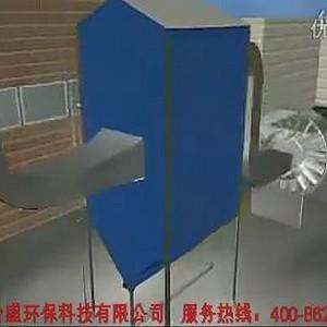 广州脉冲布袋除尘器工作原理